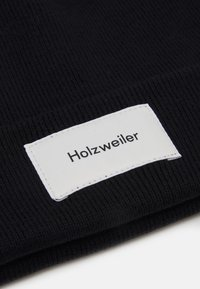 Holzweiler - ORN BEANIE UNISEX - Beanie - black - 4