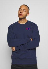 Nike Performance - ENGLAND - Sweatshirt - midnight navy - 0