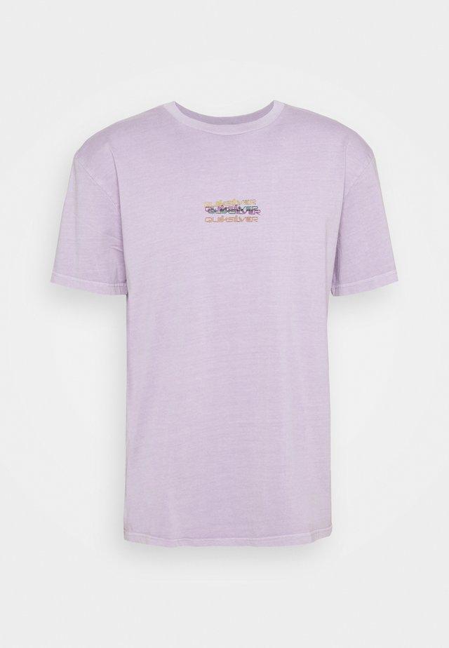TANGLED - Print T-shirt - pastel lilac