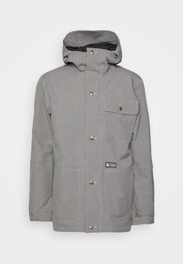 SERVO  - Snowboard jacket - frost_gray
