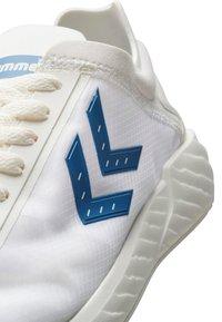 Hummel - Sneakers - white/blue - 4