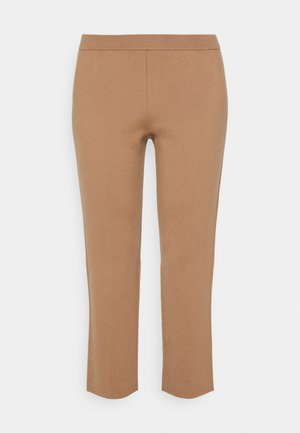 TREECA PULL  - Trousers - light camel