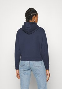 Tommy Jeans - FLAG HOODIE - Sweat à capuche - twilight navy - 2