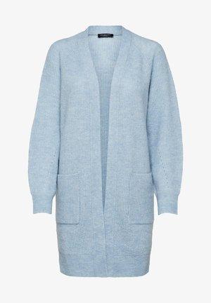 Vest - cashmere blue