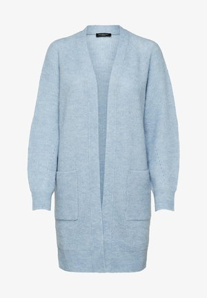 Cardigan - cashmere blue