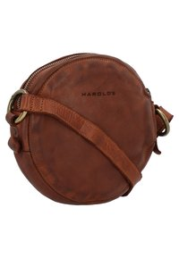 Harold's - Across body bag - cognac - 1