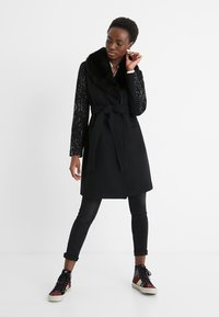 Desigual - Winter jacket - black - 1