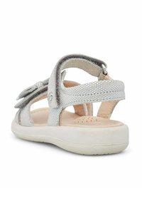 Naturino - AILE - Walking sandals - silber - 2