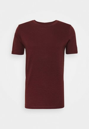 SHDTHEPERFECT ONECK TEE - T-shirt print - black
