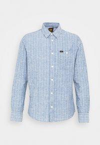 Lee - LEESURE SHIRT - Skjorta - washed blue - 3