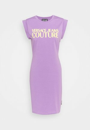ACTIVE DRESS - Jersey dress - fiorentina