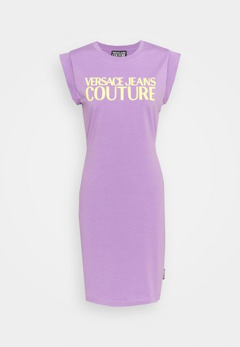 ACTIVE DRESS - Jersey dress - fiorentina