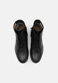 Sneaky Steve - SHANK - Lace-up ankle boots - black - 3