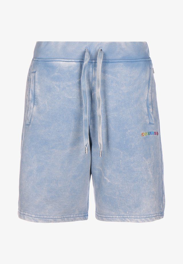 TREATMENT - Short de sport - blue slate multi