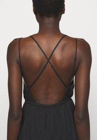 Hofmann Copenhagen - ANNABELLA - Robe d'été - black print - 3