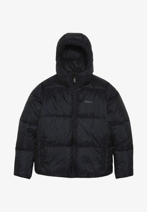 BOYS ROSS QUILT - Winter jacket - black