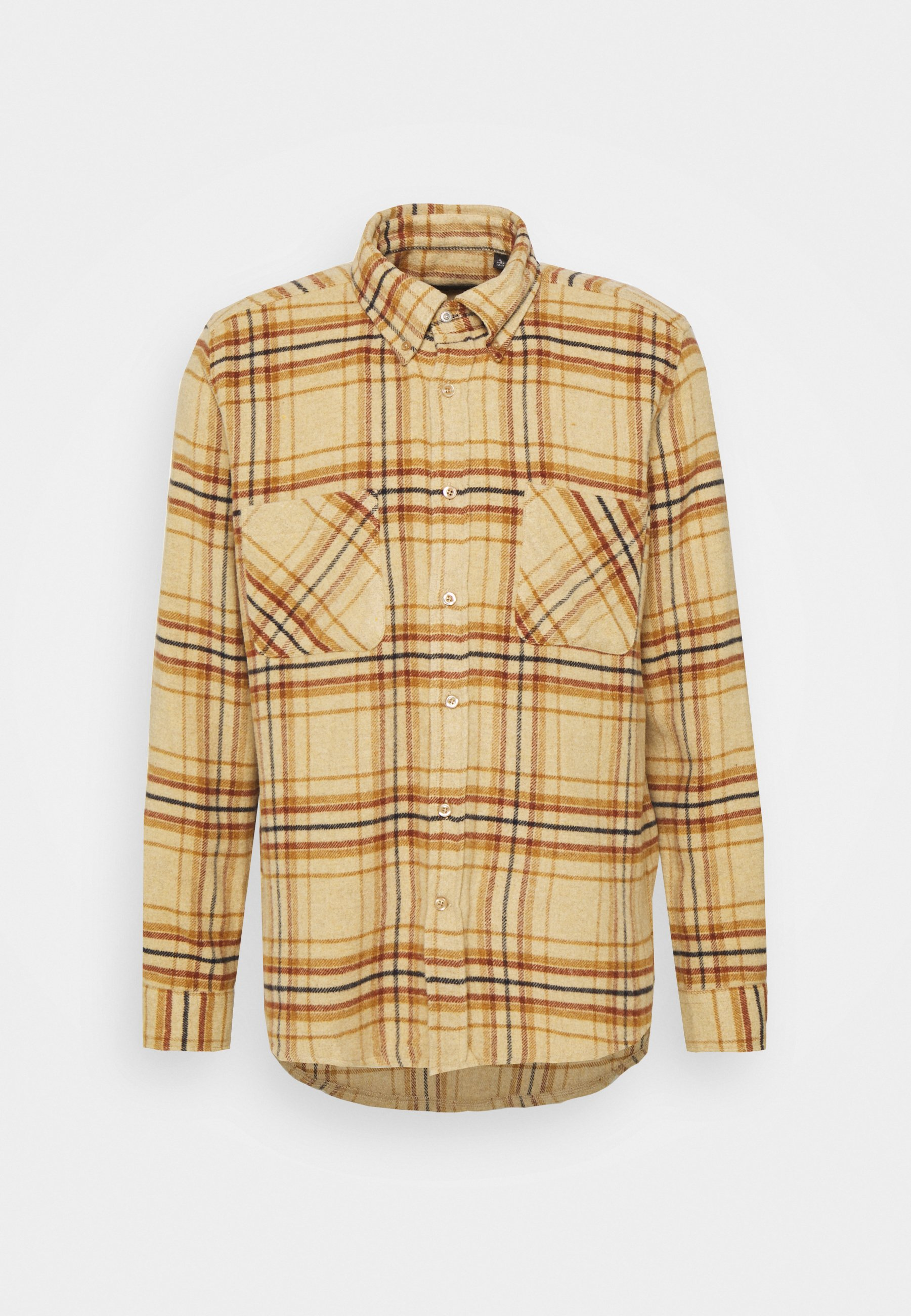 Uomo BURGE OVERSHIRT - Camicia