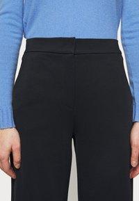 MAX&Co. - CREMA - Kalhoty - navy blue - 3