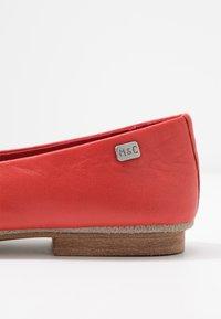 Musse & Cloud - SARY - Bailarinas - red - 2