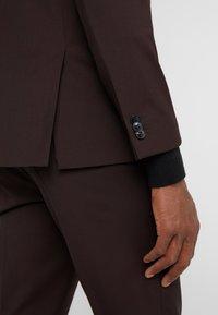 HUGO - Suit jacket - dark red - 7
