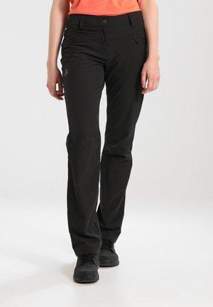 WAYFARER  PANT  - Bukser - black