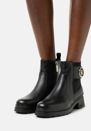 NEW NANCY  - Classic ankle boots - black
