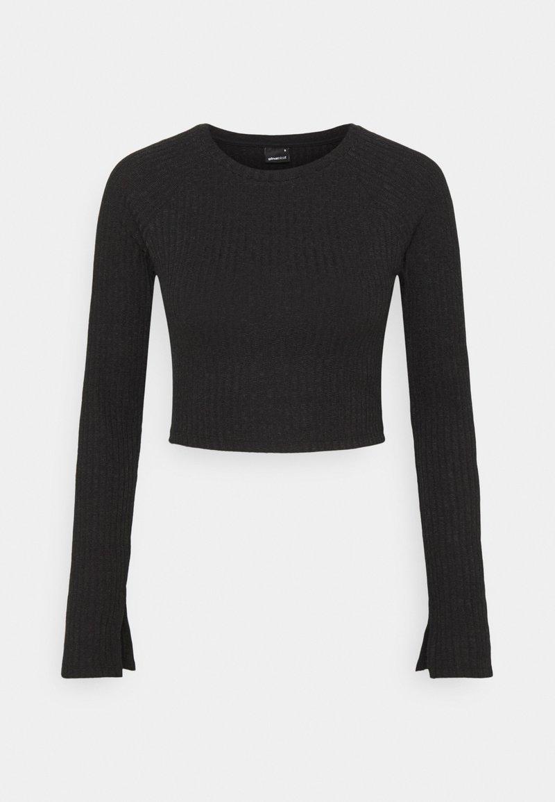 Gina Tricot - KINSLEY - Långärmad tröja - black