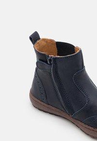 Bisgaard - MERI - Classic ankle boots - navy - 5