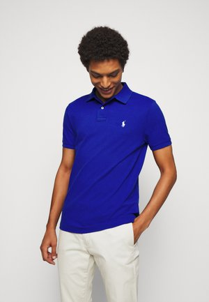 SHORT SLEEVE - Koszulka polo - pacific