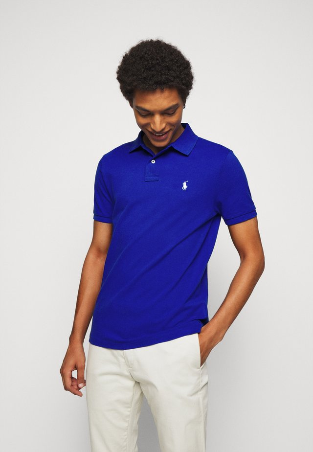 SHORT SLEEVE - Poloshirts - pacific