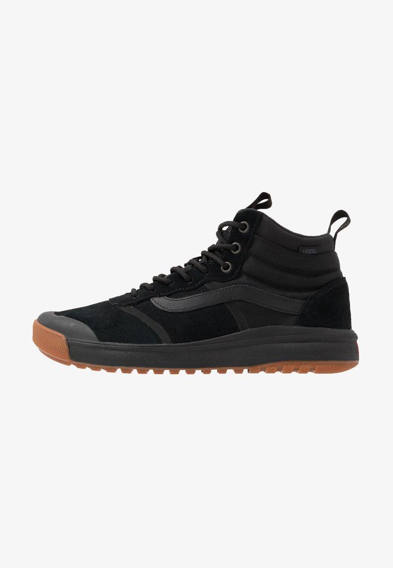 Vans - ULTRARANGE MTE - Sneakersy wysokie - black