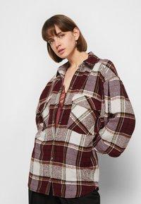 Iro - HATIK - Button-down blouse - red - 5