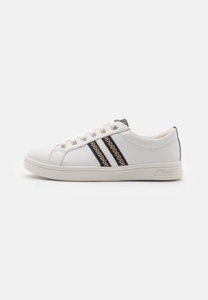 DJROCK GIRL - Sneakers laag - white/navy