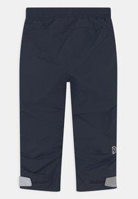 Didriksons - NOBI KIDS UNISEX - Rain trousers - navy - 1