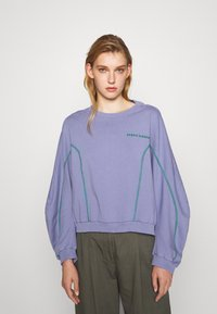 Henrik Vibskov - FUNNEL  - Sweatshirt - purple - 0
