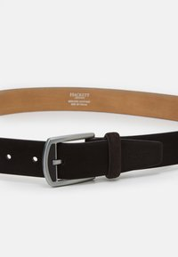 Hackett London - WATSON BELT - Cintura - brown - 2