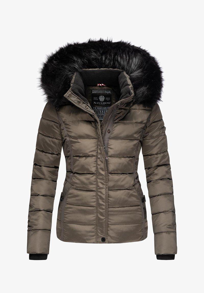 Navahoo - MIAMOR - Winter jacket - anthracite