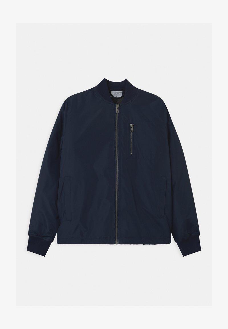 Grunt - RICHIE  - Light jacket - midnight blue