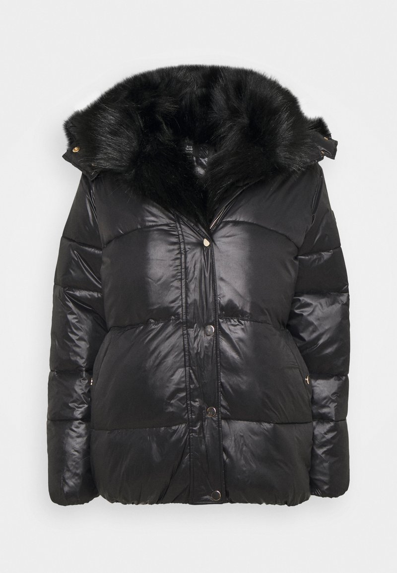 River Island Petite - Winter jacket - black