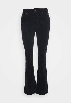TARA FLARE BABY - Flared Jeans - black