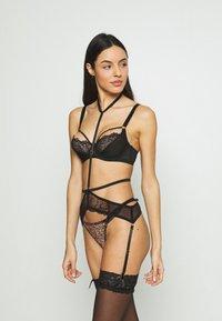 Bluebella - ENYA SUSPENDER HARNESS  - Suspenders - black - 1