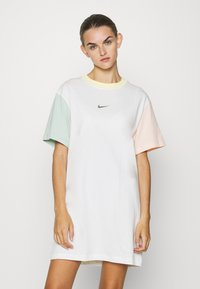 Nike Sportswear - DRESS - Jersey dress - sail - 0