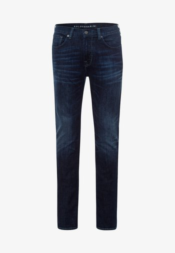 JOHN - Slim fit jeans - dark blue