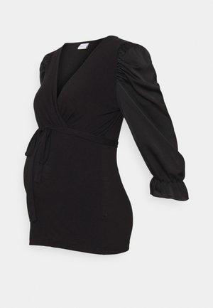 MLBONNIE TESS MIXED - Bluser - black