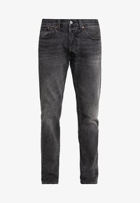 501® SLIM TAPER - Zúžené džíny - just grey