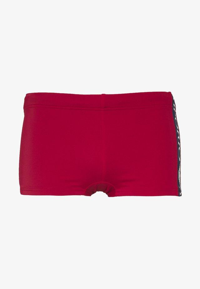 SWIMMING TRUNK - Shorts - rubino/ruby red
