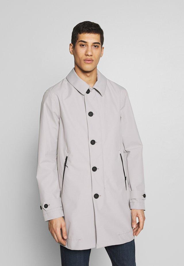 GARRETSON - Halflange jas - grey