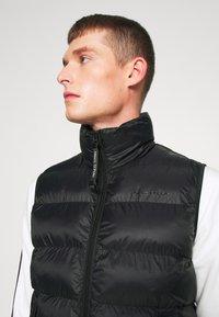 Marc O'Polo - SORONA - Waistcoat - black - 5
