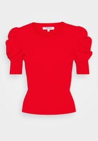 Morgan - MALAIKA - Print T-shirt - orange - 0
