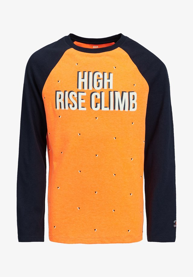 Longsleeve - bright orange
